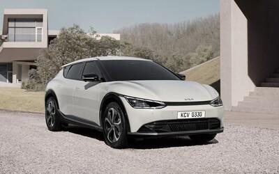 Kia začína novú éru elektromobility osobitným elektrickým portfóliom a úplne novým modelom EV6