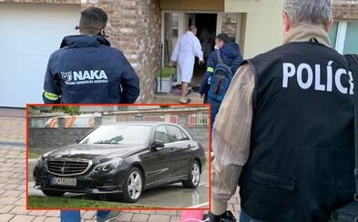 Kičurov Mercedes za 70-tisíc nový šéf hmotných rezerv odmietol, používať ho budú ochrankári