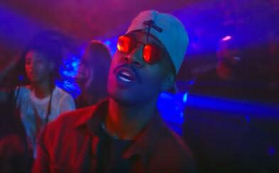 Kid Cudi, A$AP Rocky či Jaden Smith uvoľnene tancujú na skladbu Surfin' v sprievodnom videoklipe