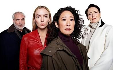 Killing Eve pokračuje 3. sérií. Sleduj skvělý trailer, který tě připraví na krvavé události