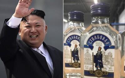 Kim Čong-un si objednal 90 000 fliaš vodky. Zhabali mu ju holandskí colníci