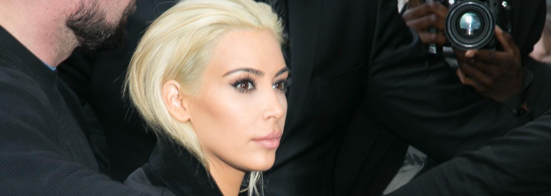 Kim Kardashian alias nepodařená Marilyn Monroe se nejnověji ukázala na titulce brazilského Vogue