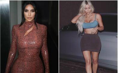 Kim Kardashian má sex-appealu na rozdávání a její poslední outfity jsou toho důkazem