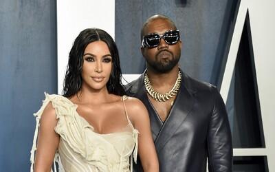 Kim Kardashian okomentovala bipolárnu poruchu Kanyeho Westa. Je komplikovaný génius, ktorý si občas nechce nechať pomôcť