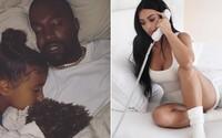 Kim Kardashian potajomky najala 5 psychológov, ktorí majú dohliadať na mentálne zdravie Kanyeho Westa na turné