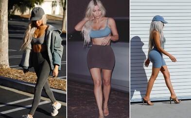Kim Kardashian povolala armádu svojich klonov v najnovšej kampani pre YEEZY Season 6