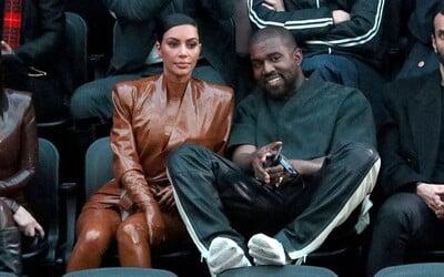 Kim Kardashian požádala o rozvod s Kanyem Westem