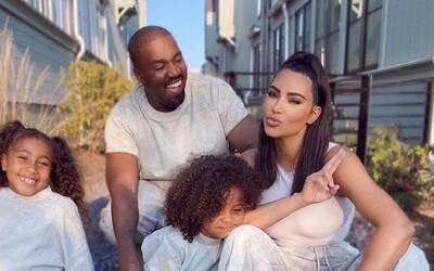Kim Kardashian prozradila, jak Kanye West překonal koronavirus: Nakazil se, když to ještě nikdo neznal, bylo to strašidelné