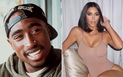 Kim Kardashian v minulosti řekla, že hrála v Tupacově klipu. Fanoušci ji vypátrali v jednom z legendárních hitů