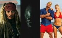 Kiná čaká v máji nával najočakávanejších filmov roka. Blockbusterové leto začína s Pirátmi, marvelovkou, Votrelcom a ďalšími peckami