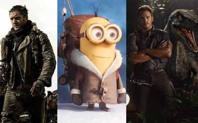Kiná čakajú nálety letných hitov a blockbusterov, na čo ísť a na čo nie?
