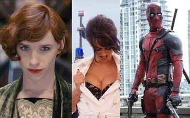 Kiná vo februári prejdú z Oscaroviek na prvé veľkofilmy, komédie a akčné či napínavé drámy