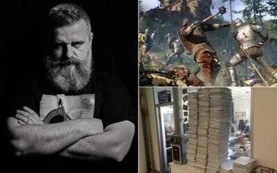 Kingdom Come: Deliverance začalo podľa mojich predstáv fungovať až 14 dní pred vydaním, hovorí Daniel Vávra, šéf Warhorse Studios