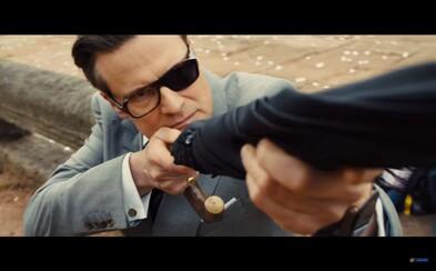 Kingsman 2 ohuruje skvelým trailerom plným humoru a cool akcie. V kinách nás čaká ďalšia neuveriteľne nabitá show
