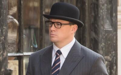 Kingsman 2 sa už natáča a Channing Tatum je už oblečený v špiónskom obleku