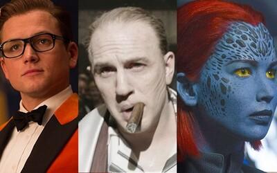 Kingsman 3 sa začne natáčať v januári 2019 a X-Men: Dark Phoenix čakajú dotáčky