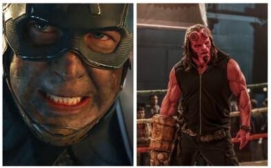 Kino v apríli ponúkne najočakávanejší film roka v podobe Avengers: Endgame, návrat Hellboya či hororové hody