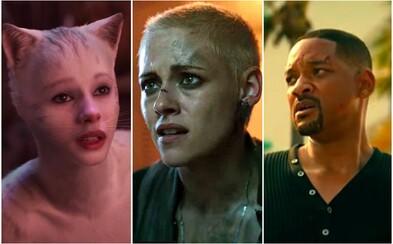 Kino v januári: Návrat legendárnych Bad Boys, oscarové filmy, sporo odetá Kristen Stewart a špičkové herecké výkony