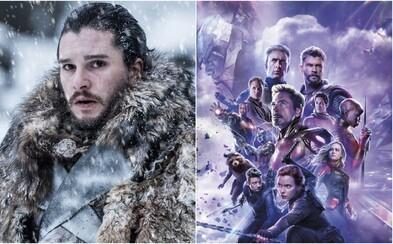 Kit Harington alias Jon Snow si zahrá v novej marvelovke