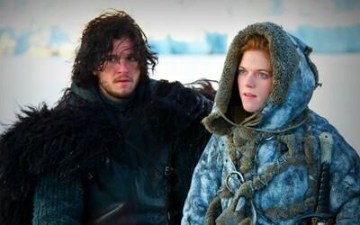 Kit Harington manželce prozradil, jak skončí Game of Thrones. Tři dny se s ním nebavila, ač se ho sama zeptala