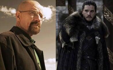 Kit Harington přirovnal finále Game of Thrones k Breaking Bad či Sopranos. Rozhodně vyvolá diskuse a nesedne každému