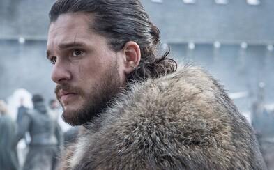 Kit Harington začal kvůli Game of Thrones navštěvovat terapeuta
