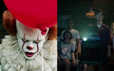 Klaun Pennywise strašil deti na natáčaní hororu It až dokým nezačali takmer všetky plakať