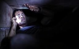 Klaustrofóbia: Ako chlapec som sa zavrel do malej škatule, chytil som panický záchvat. Myslel som si, že umriem, hovorí Samo