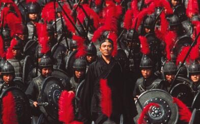 Klenoty z Asie: Dechberoucí snímek Hrdina přináší souboje se skvělou choreografií a jedny z nejvelkolepějších scén vůbec
