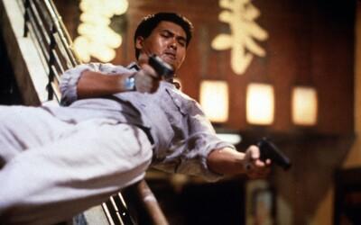 Klenoty z Asie: Hard Boiled, nefalšovaná asijská akce, kterou se inspirovali i hollywoodští filmaři