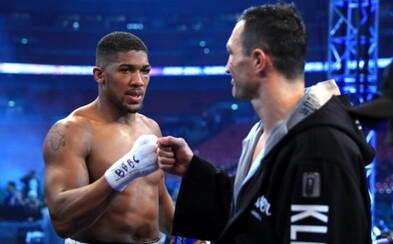Kličko a Joshua by sa mali postaviť do ringu v odvetnom súboji už v októbri! Zápas roka sa teda môže zopakovať, ale tentoraz v Cardiffe