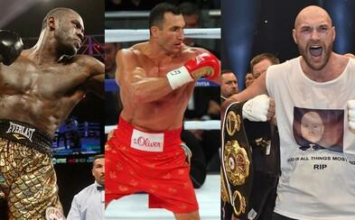 Kličko bude mít s Furym odvetu. Má ještě Ukrajinec šanci na všechny opasky, nebo je získá Wilder, Povetkin či Fury?