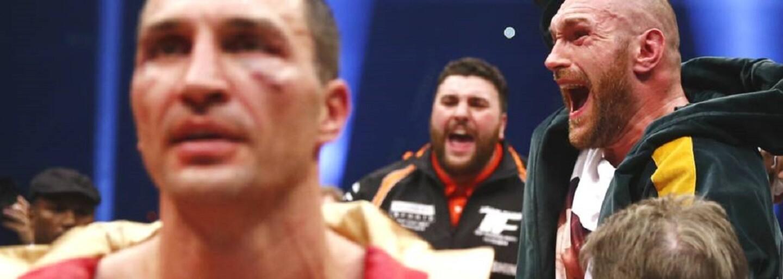 Kličko musí na odvetu čakať ďalej, Tyson Fury je opäť zranený