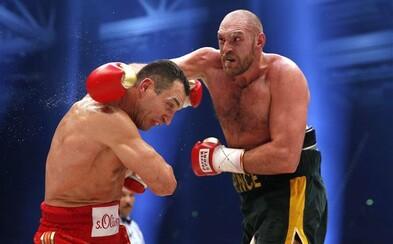 Kličko zdolaný, Fury je novým majstrom a Ukrajinec sľubuje odvetu