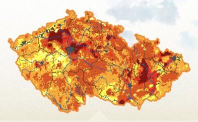 Klimatické změny ničí Česko. Takové sucho tady mělo být až za 30 let