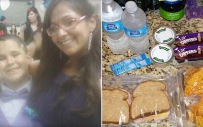 Kluk si do školy žádal dva obědy. Matka si myslela, že je jen nenasytný, ale on potají pomáhal kamarádovi v nouzi
