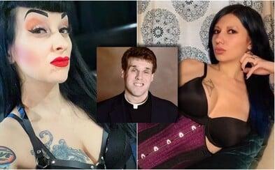 Kňaz natočil porno s dvomi ženami v kostole. Oltár, na ktorom praktizovali sexuálne praktiky, cirkev spálila