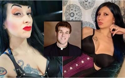 Kněz natočil porno se dvěma ženami v kostele. Oltář, na kterém prováděli sexuální praktiky, církev spálila
