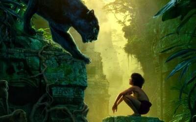 Kniha Džunglí si získala návštevníkov D23 prvým trailerom