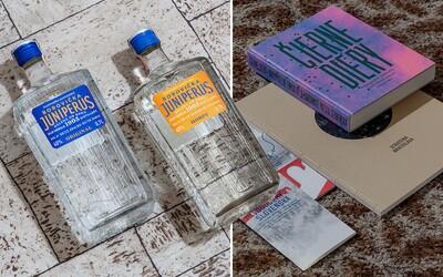 Knihy Čiernych dier, festivalový vizuál a redizajn borovičky. Národná cena za dizajn vyhlásila ocenených