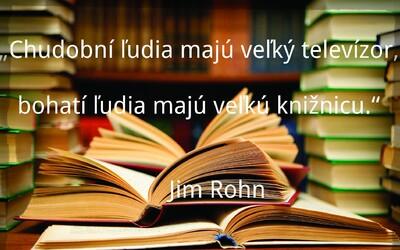 Knihy, ktoré vám za málo času presýtia dušu #1