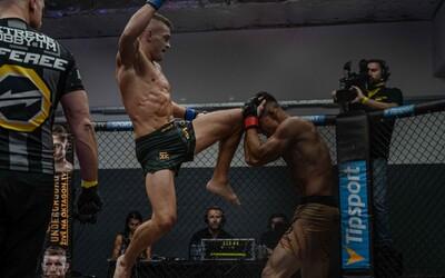 Knockouty a kopy do hlavy. Epický turnaj Oktagon Underground odštartoval vo veľkom štýle