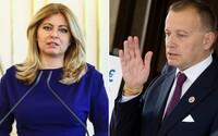 Koalícia chystá prelomenie veta prezidentky Zuzany Čaputovej, stretnúť sa chcú už budúci týždeň, avizuje Boris Kollár