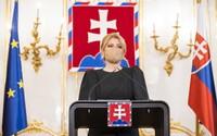 KOALIČNÁ KRÍZA: Zuzana Čaputová vyzvala Igora Matoviča, aby podal demisiu