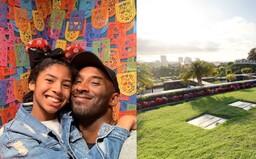 Kobeho Bryanta a jeho dceru Giannu pohřbili nedaleko kostela, kde se byl basketbalista jen pár hodin před nehodou pomodlit