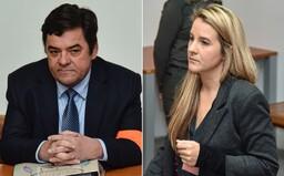 Kočnerova dcéra na súde spochybňovala svedka a nechcela odpovedať na otázky, z čoho žije