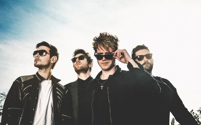 Kodaline a Oh Wonder pricestujú na Grape 2018!