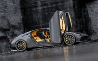 Koenigsegg predstavil prvé Mega-GT na svete. Má 4 miesta, trojvalec a 1 727 koní!