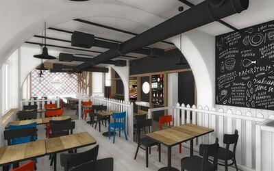 Kofola otevře svou první restauraci. Za pár let jich chce mít v Česku a na Slovensku desítky