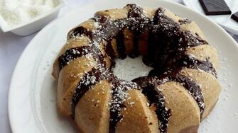 Kokosovo-čokoládová bábovka, ktorá môže byť úžasný štart do nového dňa (Recept)